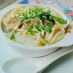鲜美金针菇鱼汤的做法