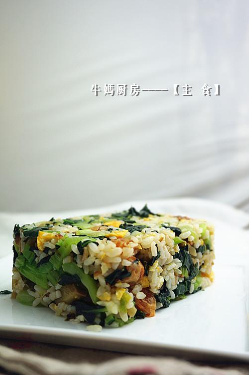 鲜香菜饭-乌江榨菜的做法
