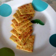 虾皮土豆蛋饼