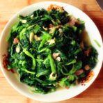 虾皮小白菜
