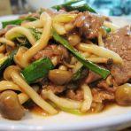 蟹味菇炒牛肉