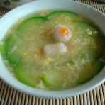 西葫鱼丸蛋花汤