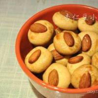 杏仁豆小西饼