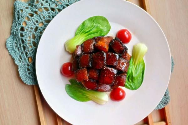 绣球酥肉的做法