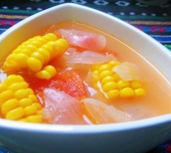 洋葱番茄汤的做法