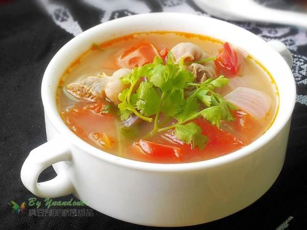 洋葱番茄羊肉汤