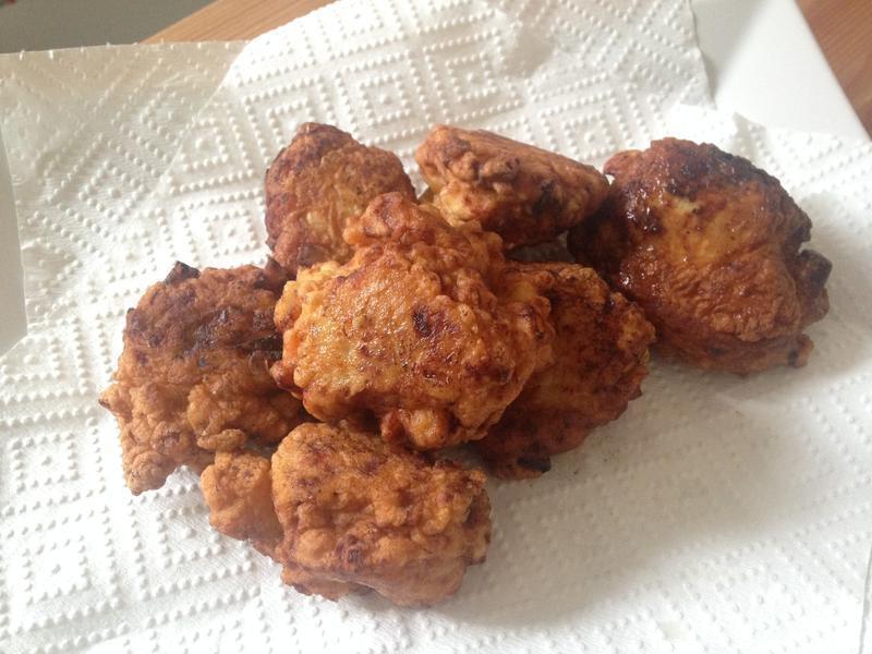洋葱鸡肉丸
