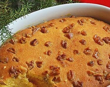阳光南瓜蛋糕的做法