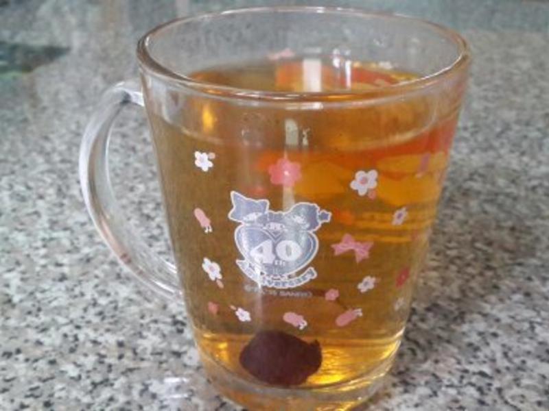 养生牛蒡茶饮的做法