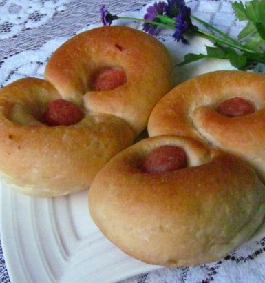 眼镜小面包