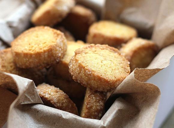 椰蓉小酥饼的做法
