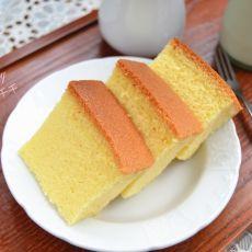 椰香棉花蛋糕