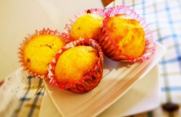 椰香小蛋糕