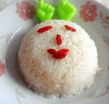 椰汁糯米饭的做法