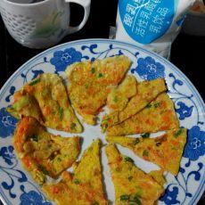营养鸡蛋饼