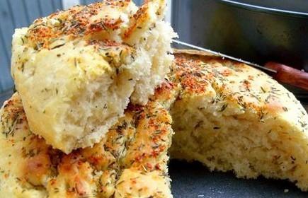 意式橄榄油面包