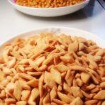 油炸香酥豆萁的做法