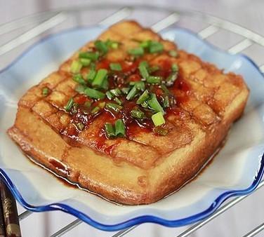 原创秘制豆腐