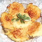 原味土豆丝饼