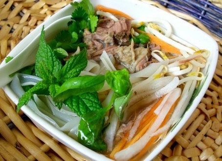 越南牛肉汤粉