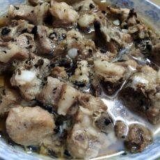 粤式豉汁蒸排骨