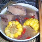 玉米排骨炖莲藕