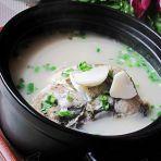 芋艿鱼头汤的做法