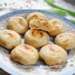 早餐麻酱花生饼