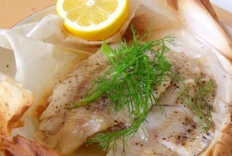 纸包烤鱼的做法