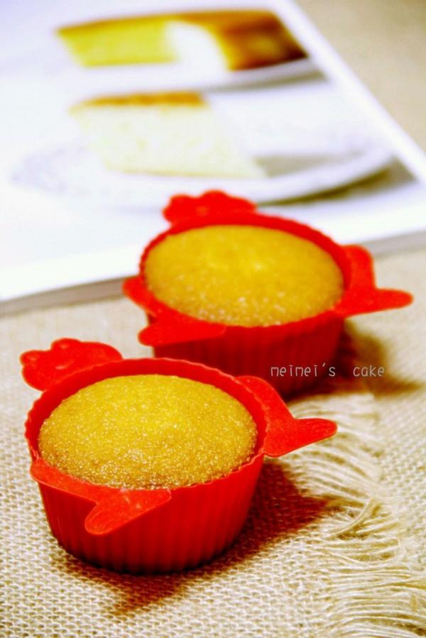 植物油版海绵蛋糕