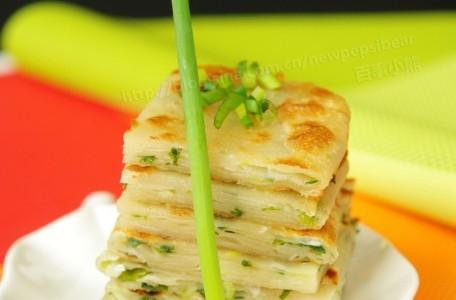 中华葱油饼