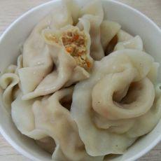猪肉白菜胡萝卜水饺