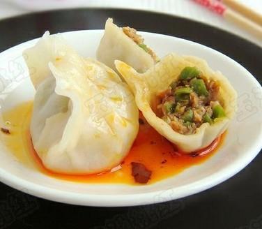 猪肉豇豆饺子