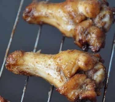 孜然烤鸡翅