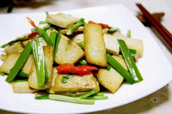 自制乡村豆腐的做法