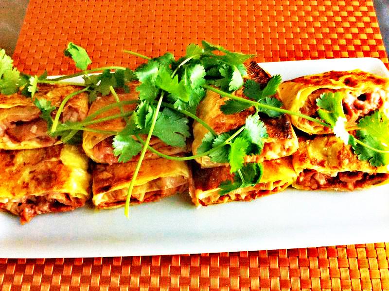 麵肠DIY与红麴素肠的做法