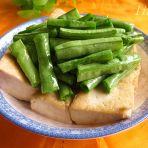 豇豆烧豆腐