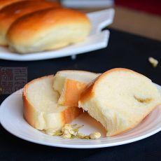 茉莉花面包