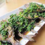 茴香炸小海鱼