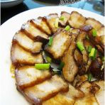 豉油王花肉片