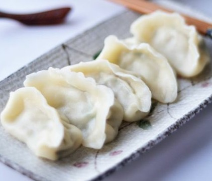 鲅鱼饺子的做法