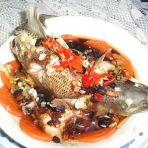 鲈鱼与胡萝卜