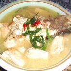 鲈鱼煮豆腐