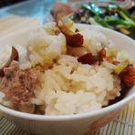 鲫鱼焖饭的做法