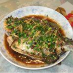 豉汁仓鱼的做法
