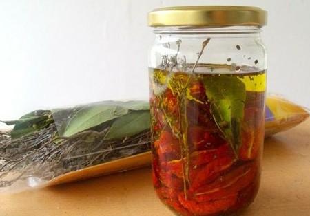 橄榄油渍番茄干