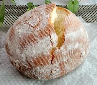 葡萄牙甜面包的食谱封面